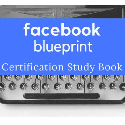 Facebook blueprint certification study book with questions answers malvernweather Gallery