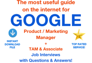 Google Product Manager TAM Associate Interview Questions Answers